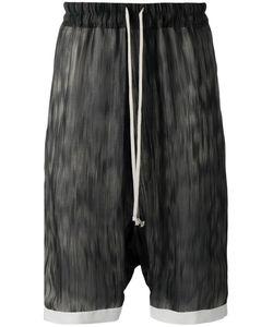 Rick Owens   Pod Shorts Mens Size 48 Silk