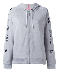Kenzo | I Love You Hoodie Womens Size Large Cotton