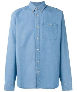 A Kind Of Guise | Button-Down Denim Shirt Mens Size Large