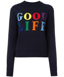 Être Cécile | Good Life Sweatshirt Womens Size Small Cotton