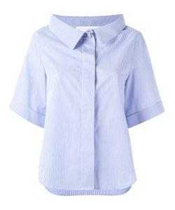Société Anonyme   Cape Code Shirt Womens Size 42 Cotton
