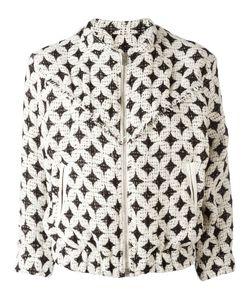 Iro | Ferdy Bomber Jacket Womens Size 36 Cotton/Polyester/Spandex/Elastane/Cotton