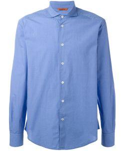 Barena   Classic Shirt Mens Size 50 Cotton/Spandex/Elastane