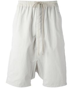 Rick Owens DRKSHDW | Cargo Shorts Mens Size Large Cotton/Polyamide