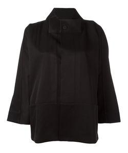 Issey Miyake   Square Oversized Jacket Womens Size 3 Polyester/Cotton