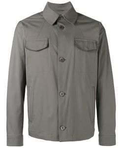 Loro Piana | Shirt Jacket Mens Size Medium Polyester/Polyamide