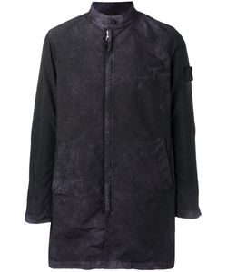 Stone Island Shadow Project | Garment Dyed Tpx Coat Mens Size Large