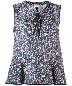 Moncler | Fla Blouse Womens Size 44 Silk