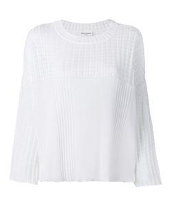 Sonia Rykiel | Textu Knit Jumper Womens Size Large Cotton/Viscose