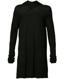 Julius | Elongated Sleeves Hoody Mens Size 2 Rayon/Ramie