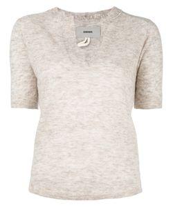 Humanoid | Aleph Top Womens Size Small Nylon/Alpaca/Merino