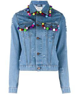 Forte Couture | Pon Pon Jacket Womens Size Small Cotton