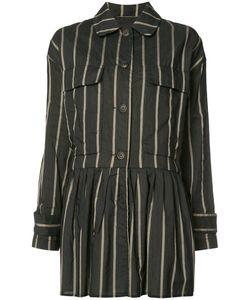 Uma Wang | Striped Jacket Size Small Cotton/Silk
