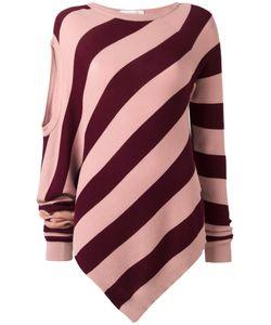 A.F.Vandevorst   Twist Jumper Womens Size 36 Cotton