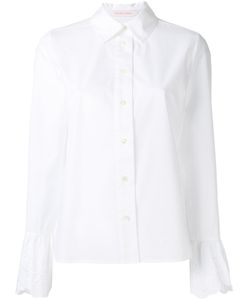 See by Chloé   Button-Up Shirt Womens Size 38 Cotton/Polyester