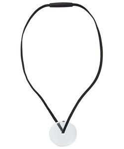 Monies | Disc Pendant Necklace Womens