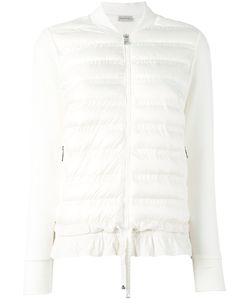 Moncler | Padded Front Jacket Womens Size Xs Cotton/Feather Down/Polyamide/Polyester