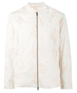 By Walid | Jacob Embroide Jacket Mens Size Large Cotton