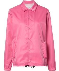Julien David | Buttoned Jacket Womens Size Small Polyester/Nylon