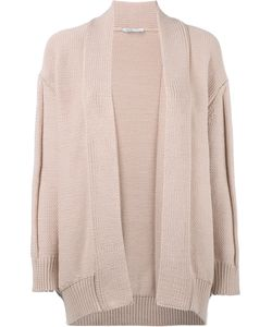 Agnona | Open Cardigan Womens Size Large Cotton/Polyamide