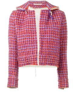 Yohji Yamamoto Vintage | Bouclé Jacket Womens Size 38