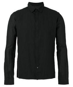 Devoa | Slim-Fit Shirt Mens Size 3 Japanese Paper/Cotton