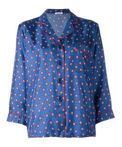 P.A.R.O.S.H. | Stars Print Shirt Womens Size Medium Silk