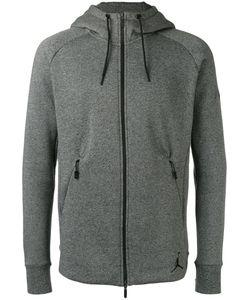 Nike | Jordan Zipped Hoodie Mens Size Large Cotton/Polyester