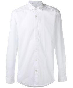Transit | Button Placket Shirt Mens Size Medium Cotton/Spandex/Elastane