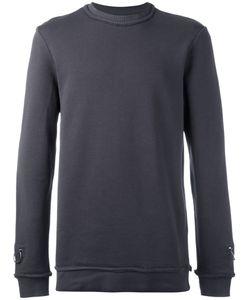 Damir Doma | Wim Open Seam Ring Sweatshirt Mens Size Xl