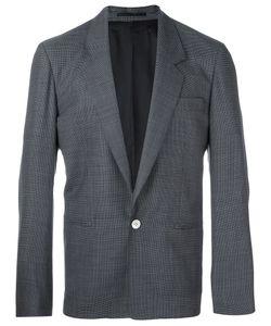 E. Tautz | One Button Blazer Mens Size 36 Wool/Viscose