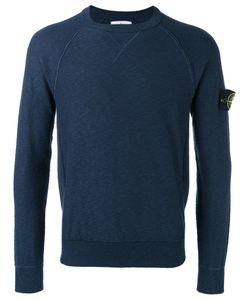 Stone Island | Raglan Sleeve Sweatshirt Mens Size Xxl Cotton/Polyamide