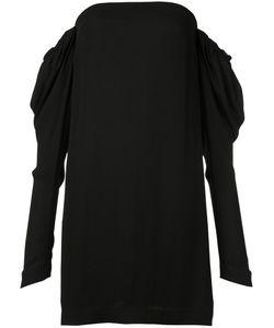 Vera Wang | Off The Shoulder Shift Dress Womens Size 0