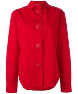 Ports   1961 Oversized Buttons Shirt Womens Size 40 Cotton