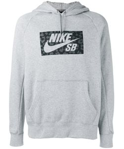 Nike | Printed Hoodie Mens Size Xl Cotton/Polyester