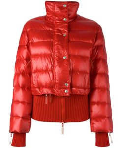 Christian Dior Vintage | Cropped Puffer Jacket Womens Size 40