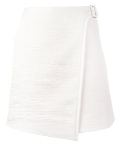 Carven | Wrap Skirt Womens Size 36 Polyester/Acetate/Viscose