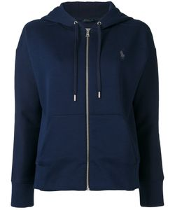 Polo Ralph Lauren | Zipped Hoodie Womens Size Large Cotton/Polyester