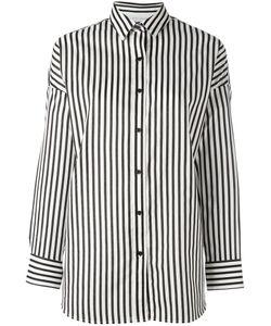 Iro | Striped Shirt Womens Size 34 Cotton