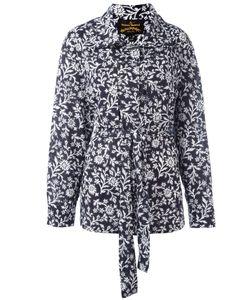 Vivienne Westwood | Flower Print Shirt Womens Size Medium Cotton