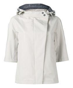 Herno | Hooded Jacket Womens Size 44 Polyester/Fluorofibra