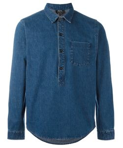 A.P.C. | Denim Shirt Mens Size Medium Cotton