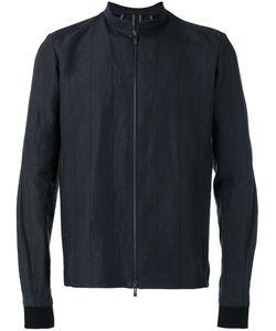 Devoa | Stripe Jacket Mens Size 3 Ramie/Polyester/Linen/Flax