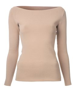 Dion Lee | Suspended Blouse Womens Size 8 Viscose/Nylon