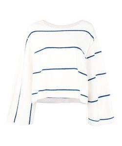 Dusan   Striped Fla Jumper Womens Cashmere