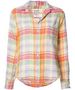 Frank & Eileen   Barry Shirt Womens Size Xs Linen/Flax