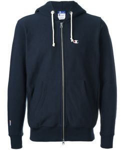 Champion | Zipped Hoody Mens Size Large Cotton/Polyester