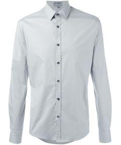 Les Hommes Urban   Classic Button Down Shirt