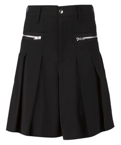 99 Is | 99 Is Pleated Shorts