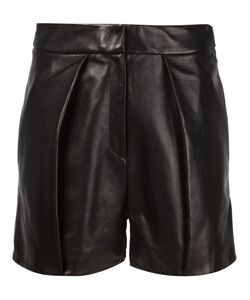 Ji Oh | Pleated Shorts